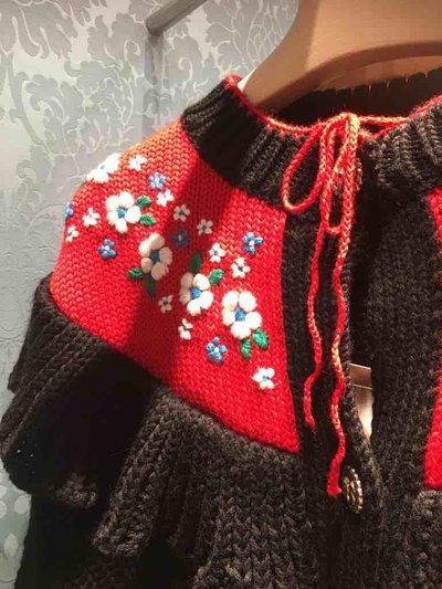 Miu Miu - Pulls pour FEMME Cardigan en laine online sur Kate&You - MMF152_1UFC_F0002 K&Y1518