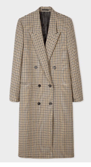Paul Smith Double Breasted & Peacoats Kate&You-ID10485