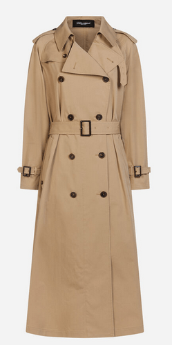 Двубортные пальто - Dolce & Gabbana для ЖЕНЩИН онлайн на Kate&You - - K&Y9172