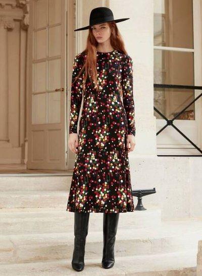 Yves Saint Laurent - Midi dress - for WOMEN online on Kate&You - 663410Y5D231872 K&Y11889