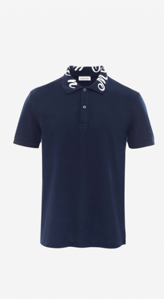 Alexander McQueen Polo Shirts Kate&You-ID7763