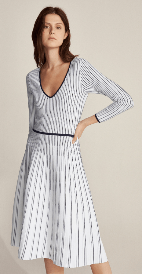 Платья средней длины - Cortefiel для ЖЕНЩИН онлайн на Kate&You - 6197213 - K&Y7236