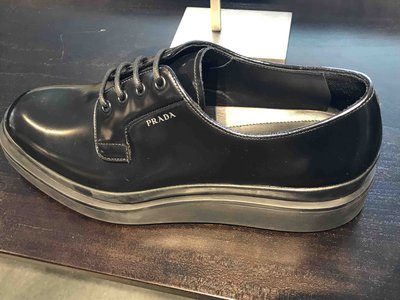 Prada Lace-Up Shoes Pazzolato Kate&You-ID1628