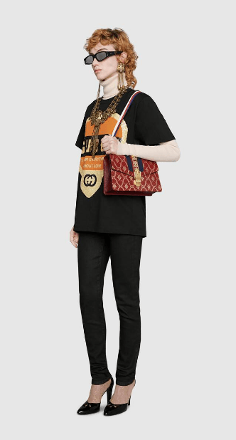 Gucci - T-shirts per DONNA online su Kate&You - 492347 XJB72 1082 K&Y6354