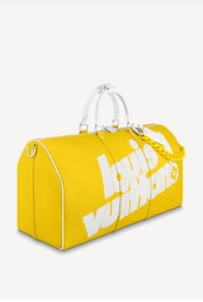 Louis Vuitton - Luggages - KEEPALL for MEN online on Kate&You - M58748 K&Y11788