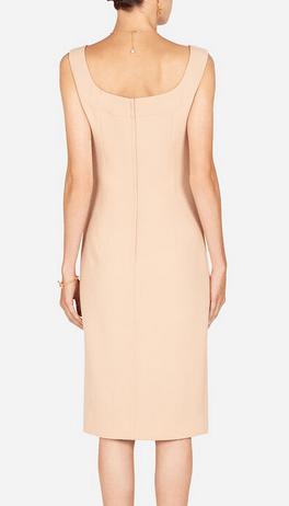 Dolce & Gabbana - Robes Longues pour FEMME online sur Kate&You - K&Y9253