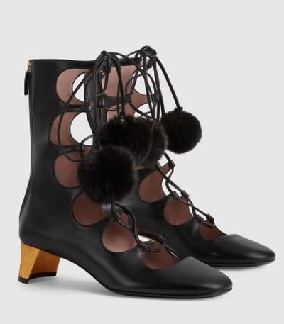 Gucci - Boots - for WOMEN online on Kate&You - 400087 1M0B0 1000 K&Y11840
