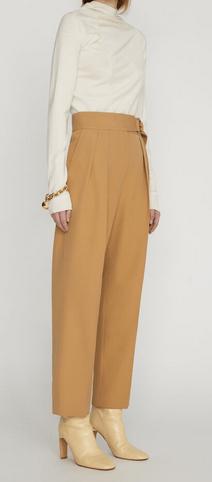 Jil Sander - Pantalons Droits pour FEMME online sur Kate&You - JSPR300500-WR202000 K&Y9554