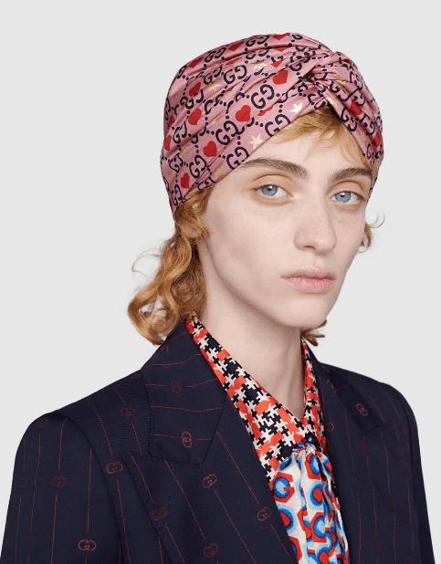 Gucci - Accessori per capelli per DONNA online su Kate&You - 609894 3G599 5968 K&Y6407