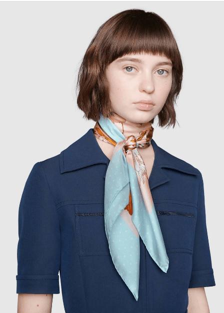Gucci - Sciarpe & Foulards per DONNA online su Kate&You - 577840 3G001 5900 K&Y5822