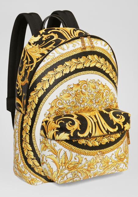 Versace - Sacs à dos et Bananes pour HOMME online sur Kate&You - DFZ5350-DVTG8_DTU_UNICA_DNOOH__ K&Y7414