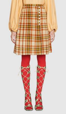 Gucci - Mini skirts - for WOMEN online on Kate&You - 643331 ZAF2V 5504 K&Y9979