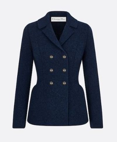Dior Fitted Jackets BAR Kate&You-ID11200