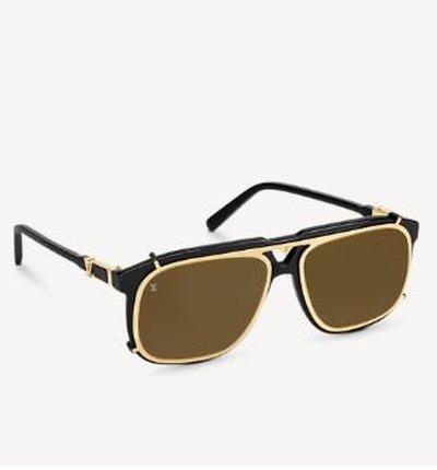 Louis Vuitton Солнцезащитные очки SATELLITE Kate&You-ID11048