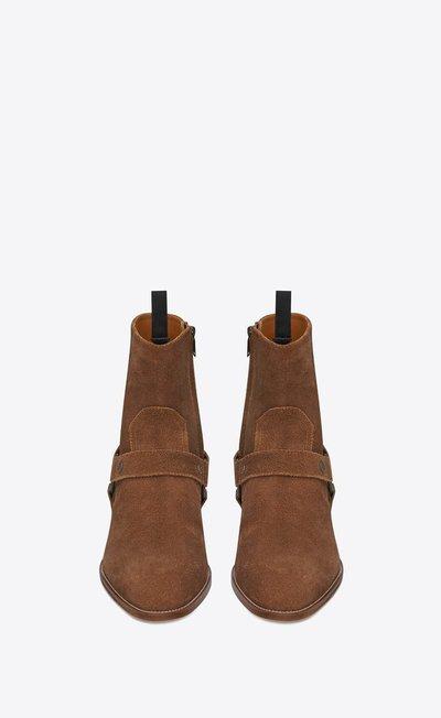 Yves Saint Laurent - Boots - for MEN online on Kate&You - 496880BPN005710 K&Y2349