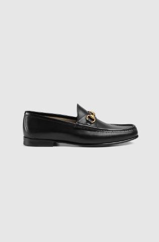 Gucci Loafers Mocassins à mors 1953 en cuir Kate&You-ID8637