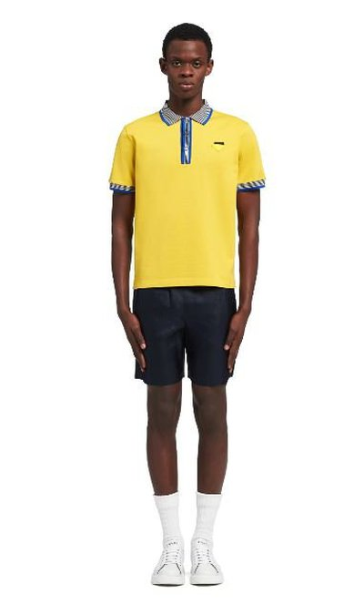 Prada - Polo Shirts - for MEN online on Kate&You - UJN766_1ZP5_F0010_S_212  K&Y11725