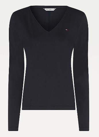 Tommy Hilfiger - T-shirts - for WOMEN online on Kate&You - WW0WW30489 K&Y10432