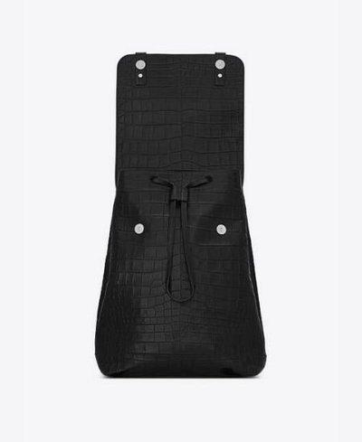 Yves Saint Laurent - Backpacks & fanny packs - for MEN online on Kate&You - 480585DZE0E1000 K&Y12284
