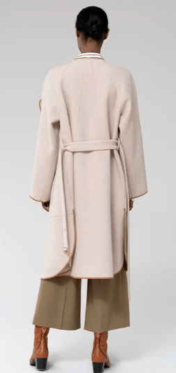 Chloé - Single Breasted Coats - for WOMEN online on Kate&You - CHC21SMA1607122D K&Y10093