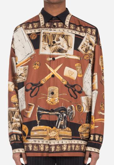Dolce & Gabbana Shirts Kate&You-ID9422