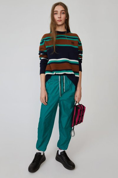 Acne Studios Straight Trousers Kate&You-ID1923