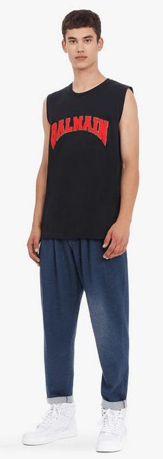 Balmain - T-Shirts & Débardeurs pour HOMME online sur Kate&You - K&Y7783