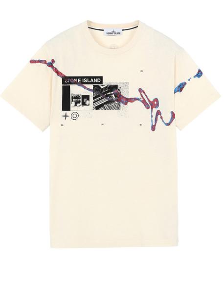 Stone Island T-Shirts & Vests Kate&You-ID8090