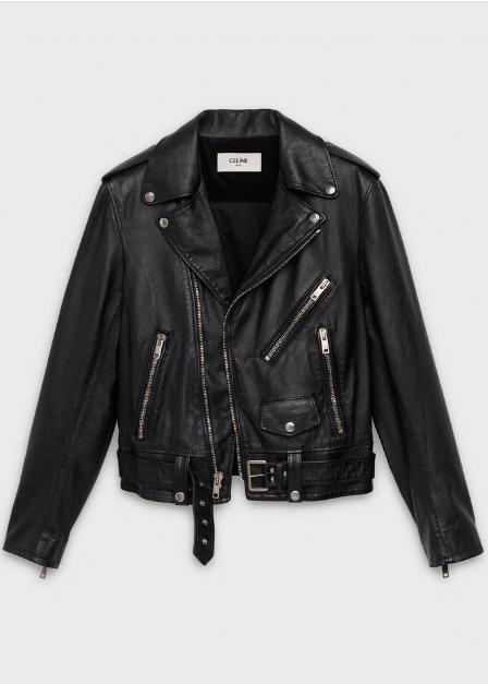 Celine Leather Jackets Kate&You-ID6548