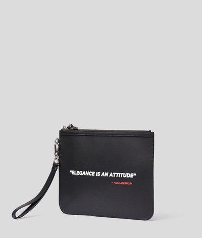 Karl Lagerfeld - Portefeuilles et Porte-documents pour HOMME online sur Kate&You - 200W3206 K&Y4759