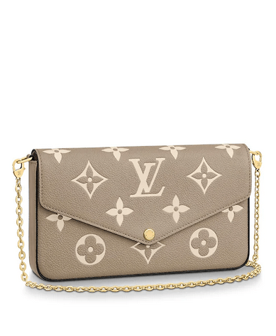Louis Vuitton Wallets & Purses Pochette Félicie Kate&You-ID9333