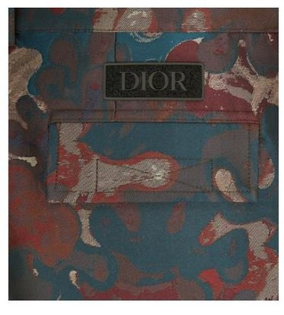 Dior - Slim-Fit Trousers - for MEN online on Kate&You - 013C101A5336_C783 K&Y11437