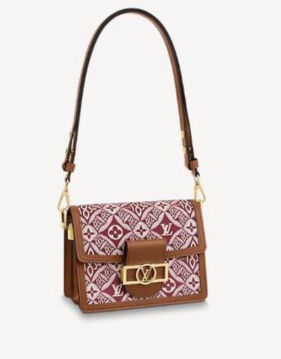 Louis Vuitton Сумки через плечо DAUPHINE MINI  Kate&You-ID11784
