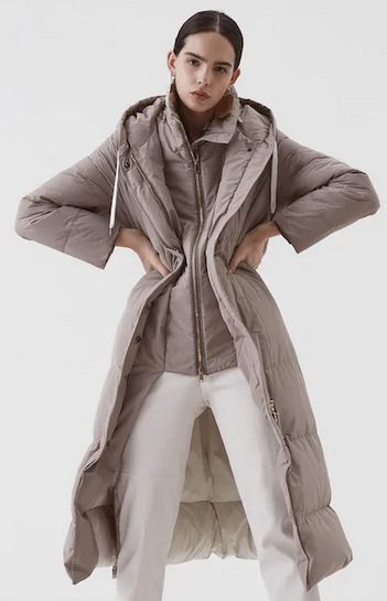 Brunello Cucinelli Parka coats Kate&You-ID8973