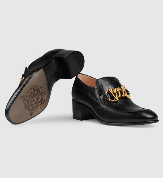Gucci - Mocassini per DONNA online su Kate&You - 588960 D3V00 1000 K&Y5901