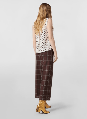Marni - Palazzo Trousers - for WOMEN online on Kate&You - PAMA0200U0TW893CHR90 K&Y10105