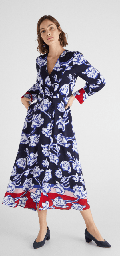 Cortefiel Long dresses Kate&You-ID7266