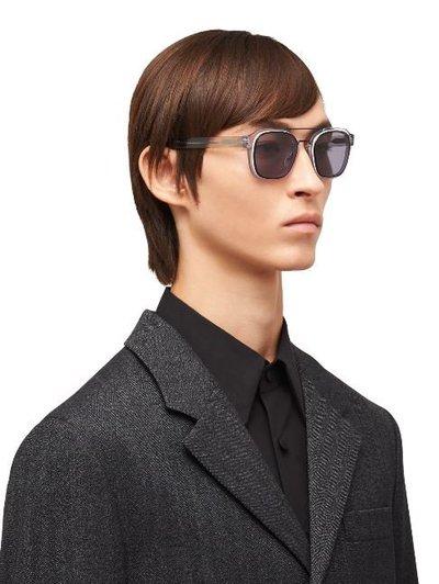 Prada - Sunglasses - Eyewear for MEN online on Kate&You - SPR07W_E04L_FE420_C_050 K&Y11138