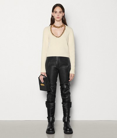 Bottega Veneta - Pulls pour FEMME online sur Kate&You - 590321VKC708329 K&Y2233