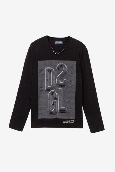 Desigual - T-shirts & canottiere per UOMO online su Kate&You - 19WMTK852000 K&Y2411