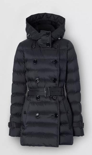 Burberry Parka coats Kate&You-ID10303
