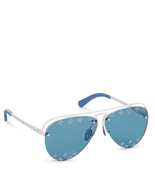 Louis Vuitton - Lunettes de soleil pour FEMME Grease LV Escale online sur Kate&You - Z1330W K&Y8565