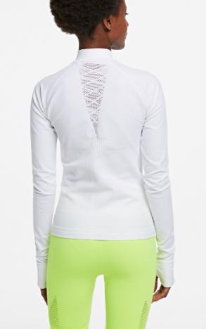 Karl Lagerfeld - Sweats & sweats à capuche pour FEMME SWEAT-SHIRT ZIPPÉ SANS COUTURE online sur Kate&You - 205W1800 K&Y8621