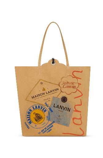 Lanvin - Sac à main pour FEMME online sur Kate&You - LW-BGLT00-KRLA-A200582 K&Y10150