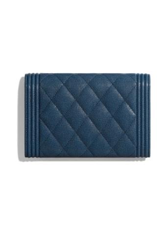 Chanel - Portefeuilles & Pochettes pour FEMME online sur Kate&You - A84385 B01243 N4857 K&Y5733