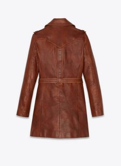 Yves Saint Laurent - Leather Jackets - for WOMEN online on Kate&You - 664433YC2QY2820 K&Y11683