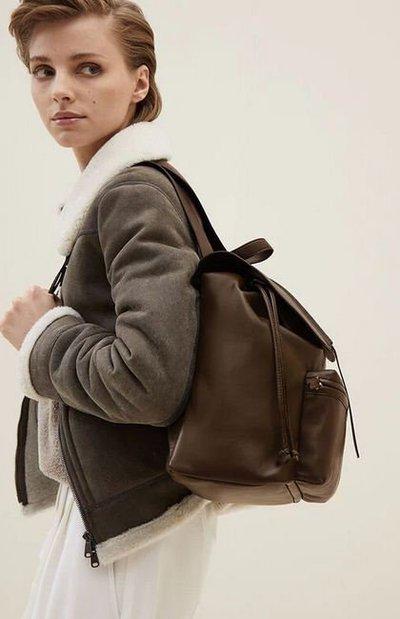 Brunello Cucinelli - Backpacks - for WOMEN online on Kate&You - K&Y4156