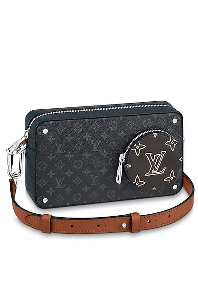 Louis Vuitton Backpacks & fanny packs Volga On Strap Kate&You-ID8647
