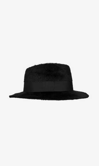 Yves Saint Laurent - Chapeaux pour HOMME online sur Kate&You - 5803324YA581060 K&Y6291