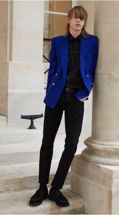 Yves Saint Laurent - Shirts - for MEN online on Kate&You - 646850Y1D871000 K&Y11656